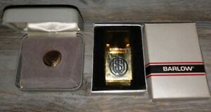 Legion Gold Tone Pin And Money Clip Can't Find Anywhere