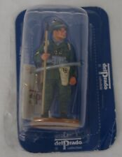 Del Prado Ww2 Model Toy Soldier Alpini Sergeant Italy