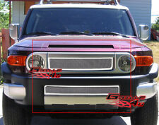 Fits Toyota FJ Cruiser Stainless Mesh Grille Cobo 07-14 2013 2012
