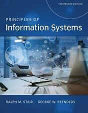 Principles of Information Systems (13th Edition, 2017, eTextbook, PDF)