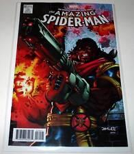The AMAZING SPIDER-MAN # 30 Marvel Comic  September 2017 NM  X-Men Variant Cover