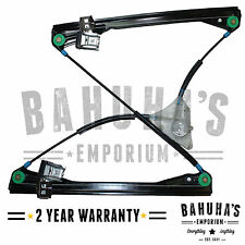 VW POLO 9N 9A4 FRONT LEFT PASSENGER SIDE ELECTRIC WINDOW REGULATOR 2001-2009 NEW