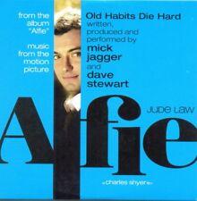 MICK JAGGER & DAVE STEWART - Old habits die hard PROMO 1TR CDS 2004 ALFIE RARE!