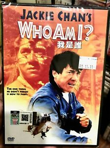Who Am I? 我是誰 (1998 Film) ~ All Region ~ Brand New & Factory Seal ~ Jackie Chan