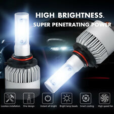 1500W 225000LM CREE LED 9005 HB3 9145 H10 Fog Lights Driving Bulbs White 6000K