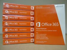 Office 365 Home Premium 5 PCs or Macs 1 Year Subscription