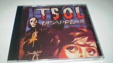 TSOL - Disappear CD New 2001 Nitro w /Jack, Misfits No Means No Slayer Ministry