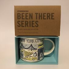 Starbucks -Been There Series Across the Globe Collection- NEW YORK CITY Mug NEW
