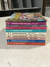 Lot Of 10 Garlfield Paperback Books By Jim Davis Ballantine Books