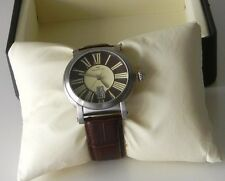 STUNNING AQUA SWISS CLASSIC Water Resistant Watch By MOVADO (RETAIL $900--$1000)