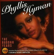 Phyllis Hyman - Buddah Years [New CD]
