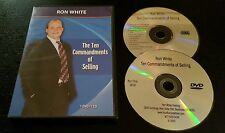 Ron White: The Ten Commandments of Selling (DVD & CD, 2-Disc Set) sales training