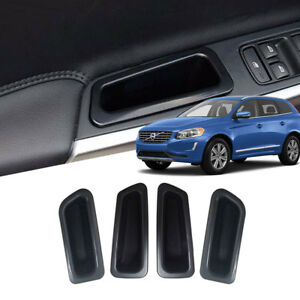 Inside Door Pocket Holder Storage Molding Garnish for VOLVO 2010 - 2017 XC60