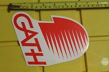 GATH Australia Surfboards Vintage Surfing Decal STICKER