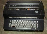 IBM Selectric II Self Correcting Typewriter for Parts or Repair