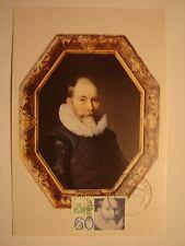 (NL1404) WILLEM JANSZ. BLAEU 1983 maximum maxi card postcard