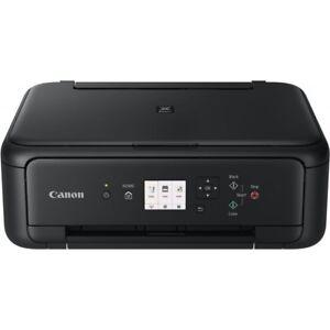 Canon PIXMA TS5150 Schwarz Drucker Tintenstrahl-Multifunktionsgerät 3-in-1 WLAN