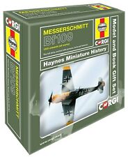 Corgi 1/72 Scale Cc03010 - Haynes Messerschmitt Bf109 Model & Book Gift Set