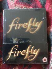 Firefly steelbook, UK Import