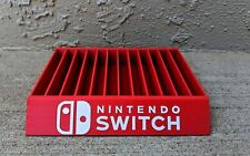 Nintendo Switch Game Case Storage Holder