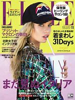 ELLE Japon 2017 Nov 11 Women's Fashion Magazine Japan Book EXILE AKIRA