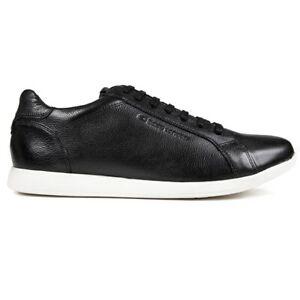BASE LONDON Mens Trial Shoes Black