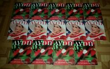 Avon Product Catalogs Brochures Magazines Lot of 14 books 1980s MAKE UP/PERFUME