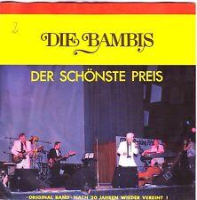 """""""7"""" - DIE BAMBIS - Der schönste Preis - sehr RAR !!!"""