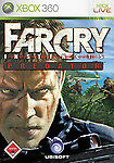 X360/XBOX 360 gioco-FAR CRY Predator (usk18) (con imballo originale)