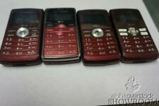 Lot of 4 - Used & Untested LG VX9200 M Phones (Verizon) For Parts or Repair Only
