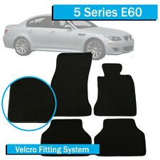 BMW 5 Series E60 - (2005-2010) - Tailored Car Floor Mats