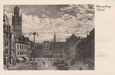 Ravensburg AK alt Marktplatz Autos Baden-Württemberg 1701524