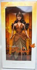 I Dream of Autumn Barbie Collector Silver Label Doll Mint in slightly worn box