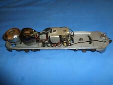 Lionel #2243 F3 Diesel Locomotive Chassis w/Motor & Horn. Runs Well