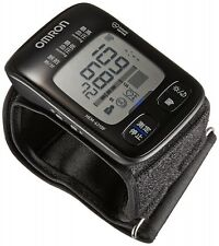New OMRON wrist type blood pressure monitor HEM-6310F from Japan with tracking
