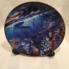 "The Hamilton Collection Collectors ""Sphere of Life"" Plate"