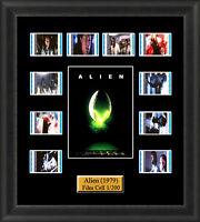 Alien (1979) Film Cell Memorabilia FilmCells Movie Cell Presentation
