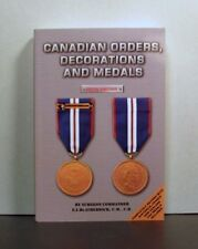 Canadian Orders, Decorations and Medals