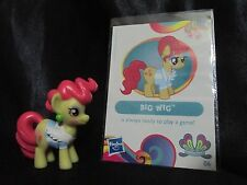 My Little Pony Big Wig w/Card Art M Blind Bag Mini Wave 06 AF 6 Ponyville G4 FiM