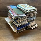 VINTAGE ROAD MAPS AND TRAVEL GUIDES LOT OF 100+ Most 1980s