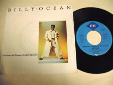 "BILLY OCEAN - Get Outta My Dreams, Get Into My Car  7"""
