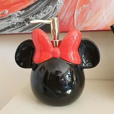 Disney Minnie Mouse Bathroom Accessory Dispenser Soap Dish