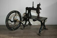 Antique Cast Iron Toy AMERICAN GEM SEWING MACHINE