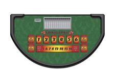Professional Chuck A Luck Digital Table Layout Felt Water & Stain Resistant