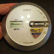 Sony Atrac Portable CD MP3 Walkman D-NE330 Easy Jog