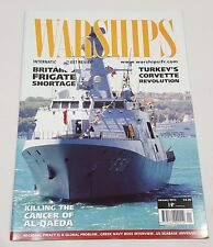 Warships International Fleet Review Magazine Back Issue January 2013