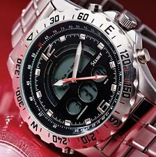 Stauer Compendium Hybrid Watch  - Brand NEW!!!