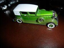 Hot Wheels Classic Packard Larry's Garage near Mint Loose  2008 Green  1:64