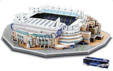 Chelsea Stamford Bridge Stadium 3D Puzzle Football Club FC Jigsaw Model