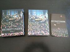 Six Feet Under Complete Saison 3 Deluxe Box Edition 5 DVD English Francais - Am